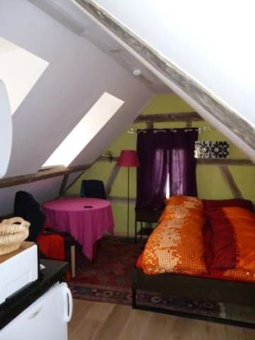 Welcome to my magic Maisonette! - Rothenburg ob der Tauber - Daire