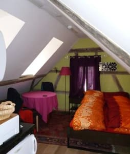 Welcome to my magic Maisonette! - Rothenburg ob der Tauber - Apartamento
