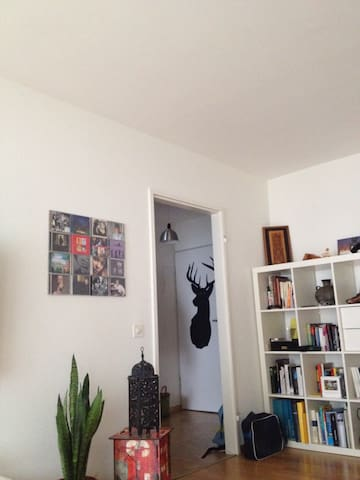 4 Room Appartement close to Basel - Reinach