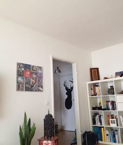 4 Room Appartement close to Basel - Reinach - Daire