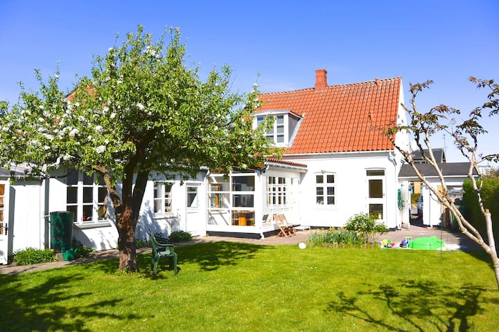 Charming city house with garden