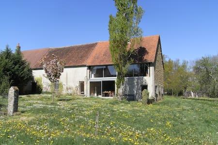 Maison-atelier (Vallée Noire) - Nohant-Vic - Casa