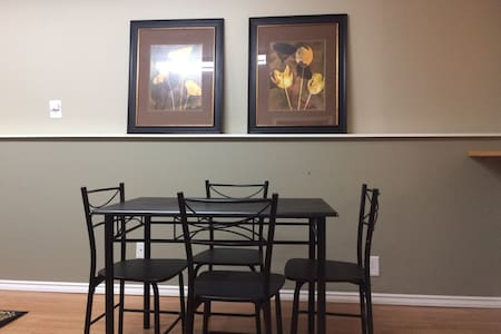 Cosy 1 Bedroom Suite - Kamloops