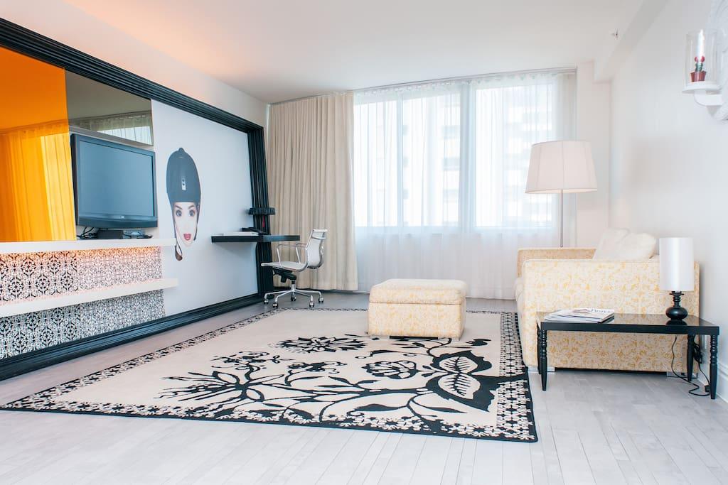 LX Luxury condo South Beach Miami