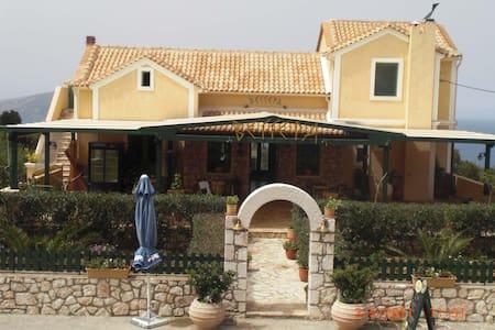 Vegera-Apartments,Kefalonia(Sofita) - Kefalonia Prefecture
