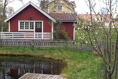 Ingatorp, mellan Eksjö och Vimmerby - Ingatorp