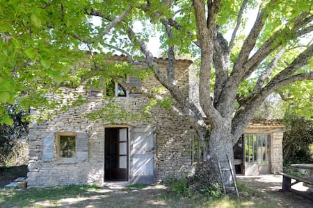 Real Provence Cottage in Luberon - Saignon - Talo