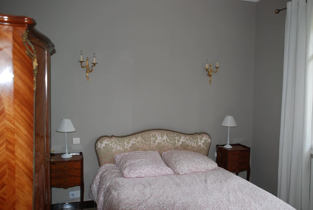 chambres agréables et confortables