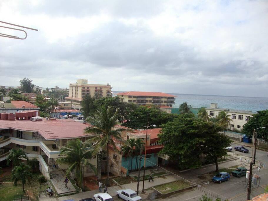 pizza restaurant , coffee shop, copacabana hotel etc