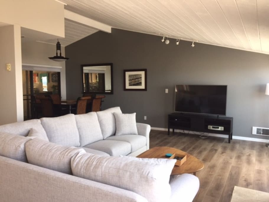 Large, Comfy Sectional Couch