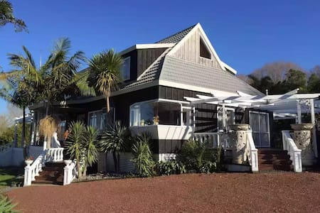 Silver Waters Lodge - Dairy Flat