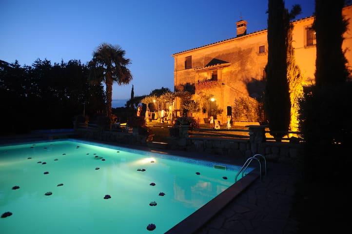 """Relais""""VillaArzilla""""Country House - Vitorchiano - Villa"""