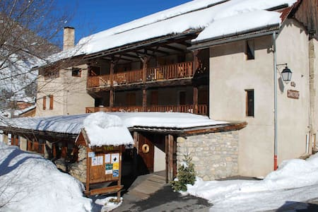 Bed and Breakfast in mountains - Arvieux