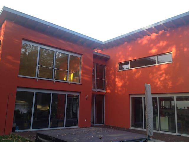 Stadthaus in super ruhiger Lage - Kaiserslautern - House