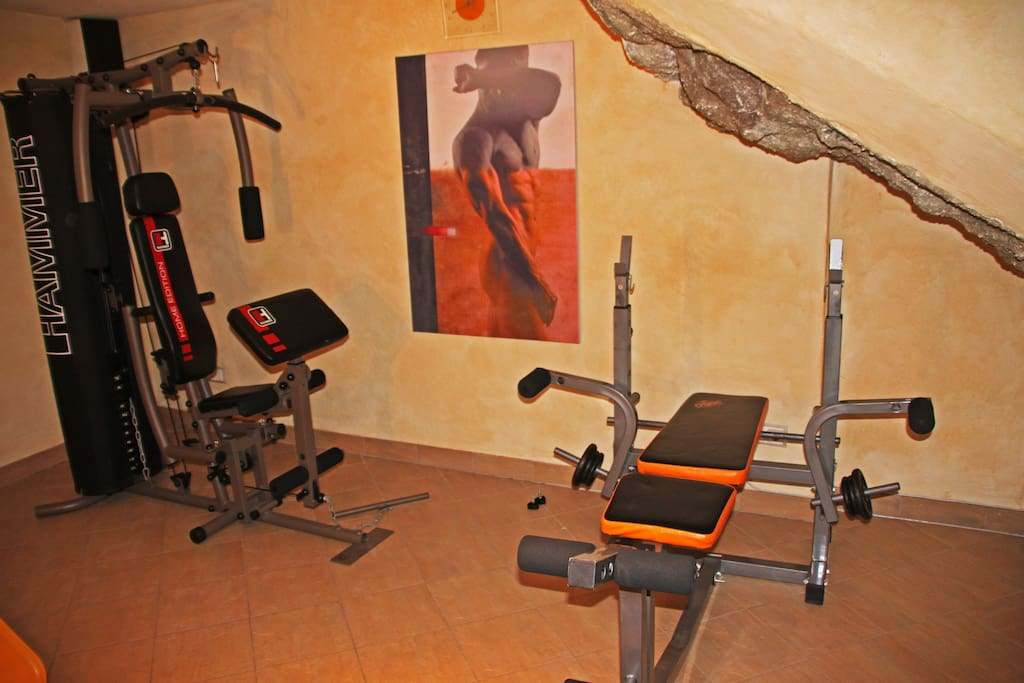 Fitness station!