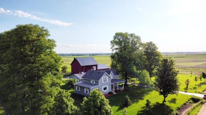 Incredible 5 Acre Farm, Farmette