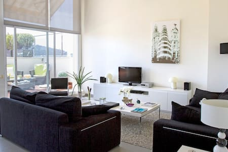 Luxury PENTHOUSE. 300m. to BEACH!! - Benidorm