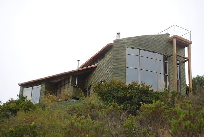 Casa naturaleza vistas increíbles. - Algarrobo - House
