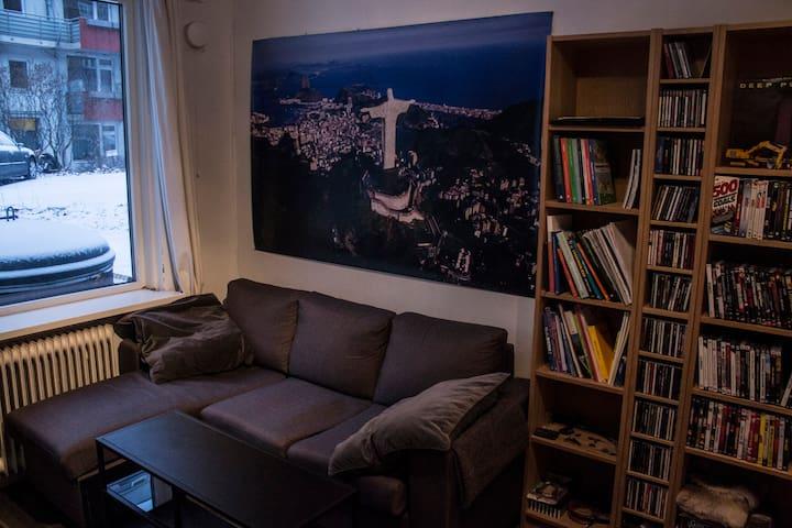 Kirkeveien 50 Leil. (PHONE NUMBER HIDDEN) Oslo - Oslo - Apartemen