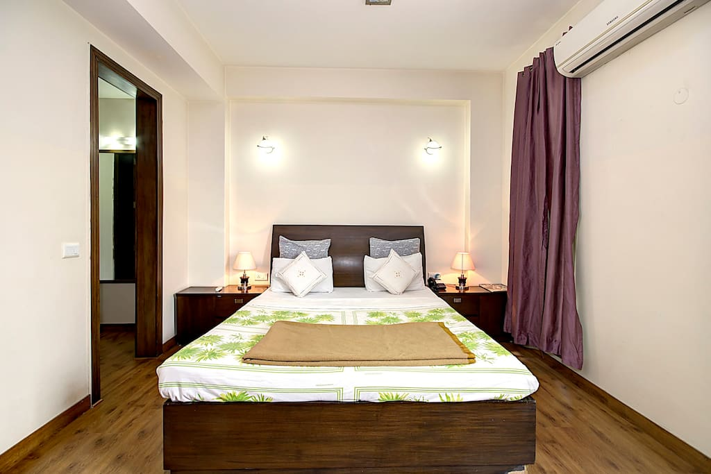 One Bedroom Apartment (4 * 1 BHK apartments in building)