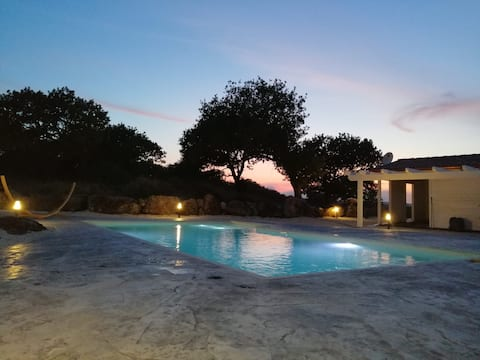 """Cottage """"Villa Gioia"""" with big private pool"""