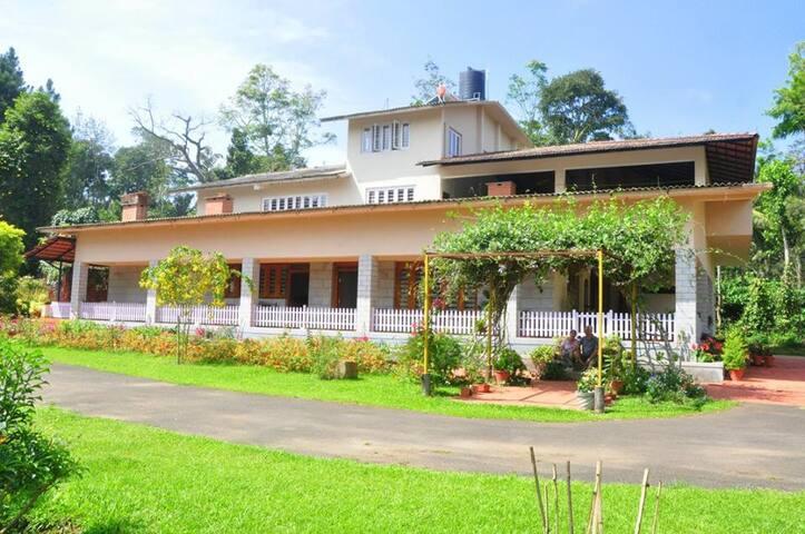 An Estate Stay Near Nagarahole