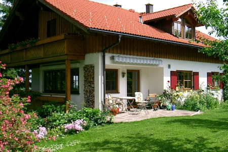 Holiday Home with splendid views - Oy-Mittelberg - Byt