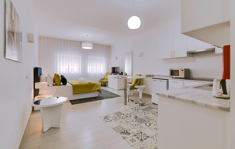 Estúdio, Apartamentos Sol & Ria, Olhão - Olhão - Daire