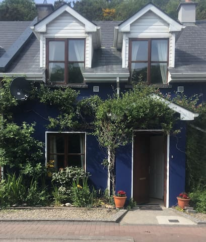 Artist Cottage in the heart of Ennistymon Village