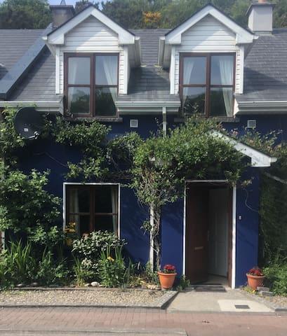 Artist Cottage in the heart of Ennistymon Village