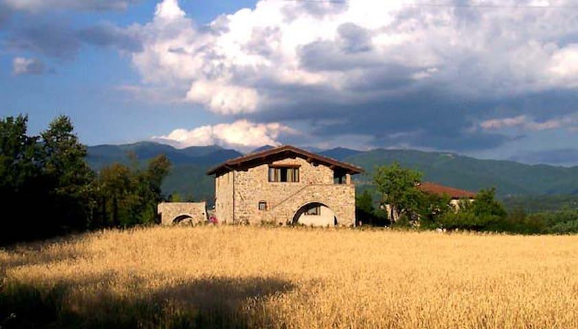 Casale in Garfagnana Toscana Lucca  - Camporgiano - House
