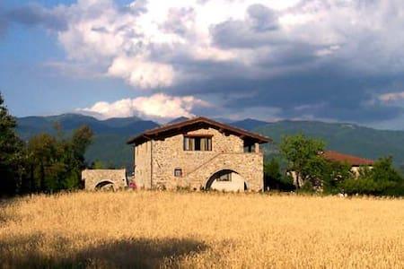 Casale in Garfagnana Toscana Lucca  - Camporgiano - Dům