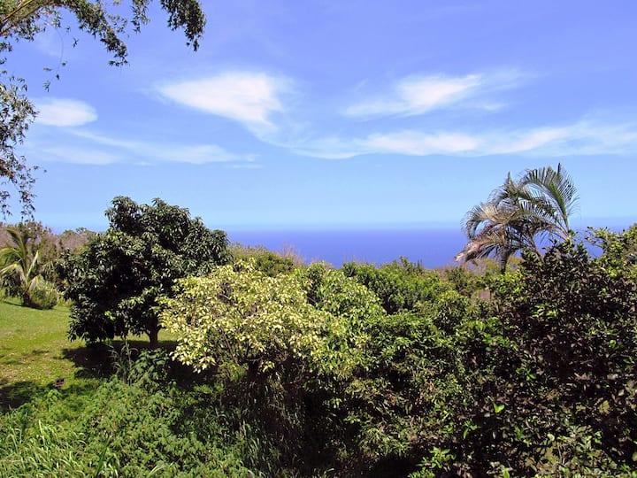 Luana Ola Green Cottage, Ocean View