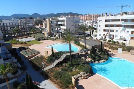 Atico 1ª Linea del Mar- Cala de Bou - Sant Josep de sa Talaia - Ibiza - Διαμέρισμα