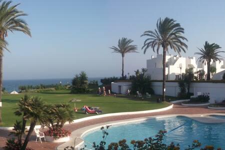 Andalucian beachside townhouse - Estepona