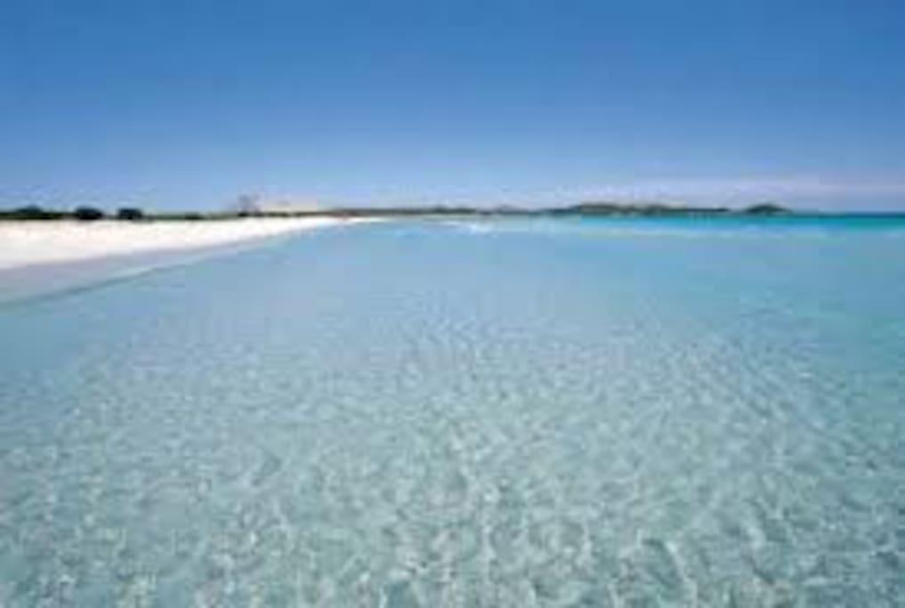 Spiaggia lu inpostu