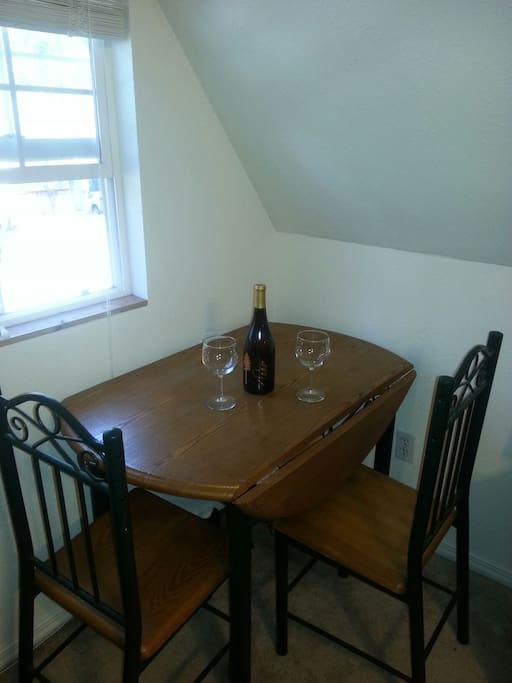 Dining Table seats up to 4
