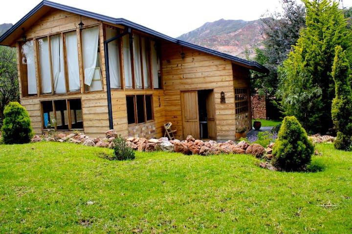 Wooden House - LA PAZ - Hus