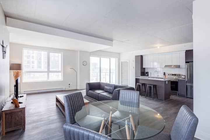 Corporate Stays | L'Equinoxe | Spacious 2BR