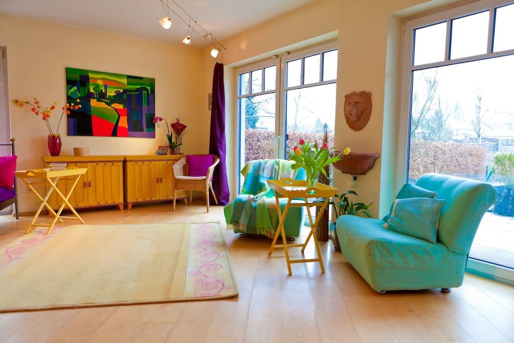 farbenfrohe wohnung im landhausstil wohnungen zur miete in lippstadt nordrhein westfalen. Black Bedroom Furniture Sets. Home Design Ideas