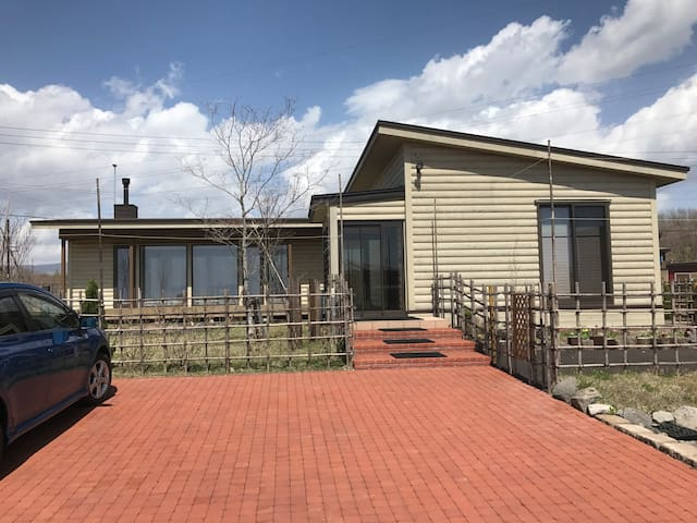 Peaceful vacation home in Tomakomai