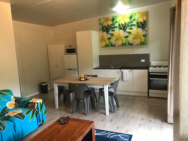 Own Kitchen/dining area