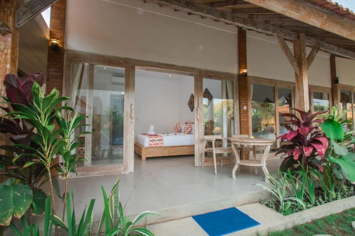 Natural Environment House, Deluxe Room in Canggu
