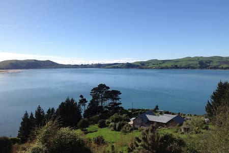 Tayler Point Homestay BnB Room 1 - RD 2 Port Chalmers