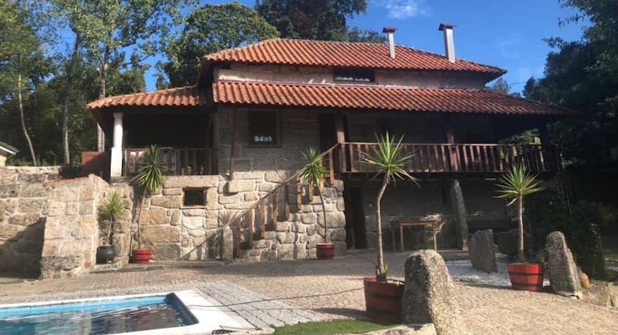 Ribeiro Country House - 15 minutes from Porto