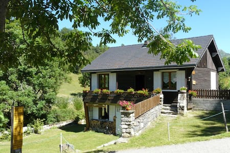Chalet Roche Rousse - House