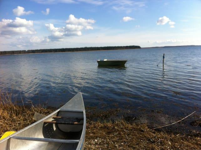 Unique seaview and outdoor activities