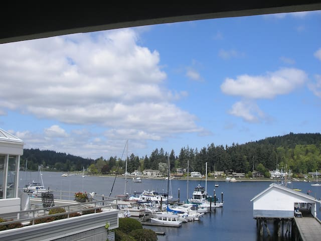 The Gig Harbor Guest House