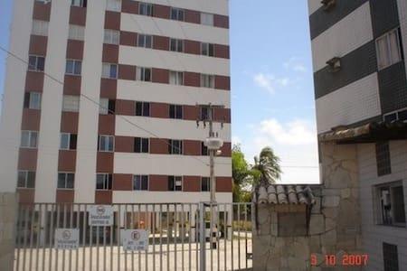 PONTA NEGRA:  Apartamento mobiliado - Natal
