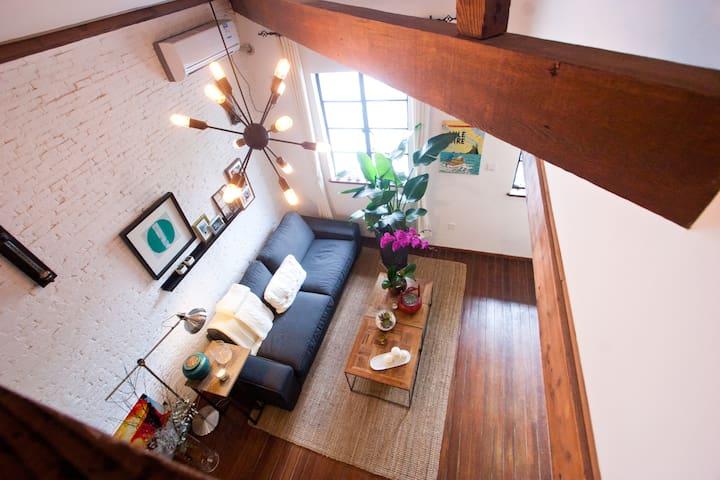 The Urban Cottage. - Shanghai - Apartmen